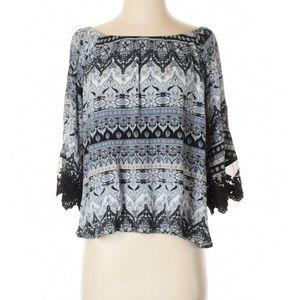 Alloy blouse